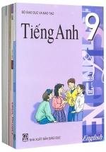 Bộ Sách Giáo Khoa Lớp 9 - Sách Bài Học (Bộ 12 Cuốn)