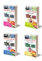 Combo Ngữ Pháp Và Bài Tập Thực Hành Tiếng Anh Dành Cho Học Sinh Trung Học Cơ Sở (Theo Chương Trình Thí Điểm)