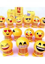 Đồ Chơi Thú Nhún Emoji Lò Xo Vui Nhộn (Giao Ngẫu Nhiên)