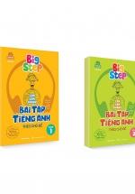 Combo Big Step Con Làm Nhanh Bài Tập Tiếng Anh