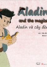 Cổ Tích Thế Giới - Aladin Và Cây Đèn Thần (Song Ngữ Anh - Việt)