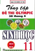 Tổng Tập Đề Thi OLympic 30 Tháng 4 Sinh Học 11( Từ Năm 2014 đến năm 2018)