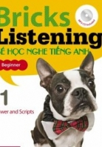 Bricks Listening Beginner 1 - Bé Học Nghe Tiếng Anh - Answer And Scripts