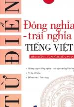 Từ Điển Đồng Nghĩa - Trái Nghĩa Tiếng Việt