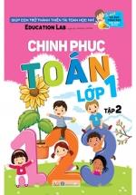 Tư Duy Toán Học Hàn Quốc - Chinh Phục Toán Lớp 1- Tập 2 - Cấp độ 8