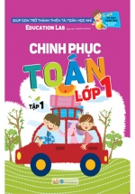 Tư Duy Toán Học Hàn Quốc - Chinh Phục Toán Lớp 1- Tập 1 - Cấp độ 8