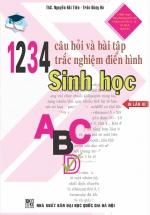 1234 Câu Hỏi Và Bài Tập Trắc Nghiệm Điển Hình Sinh Học