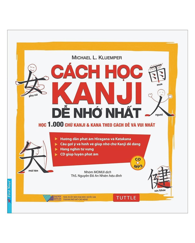 Cách Học Kanji Dễ Nhớ Nhất