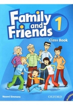 Family And Friends 1- Class Book