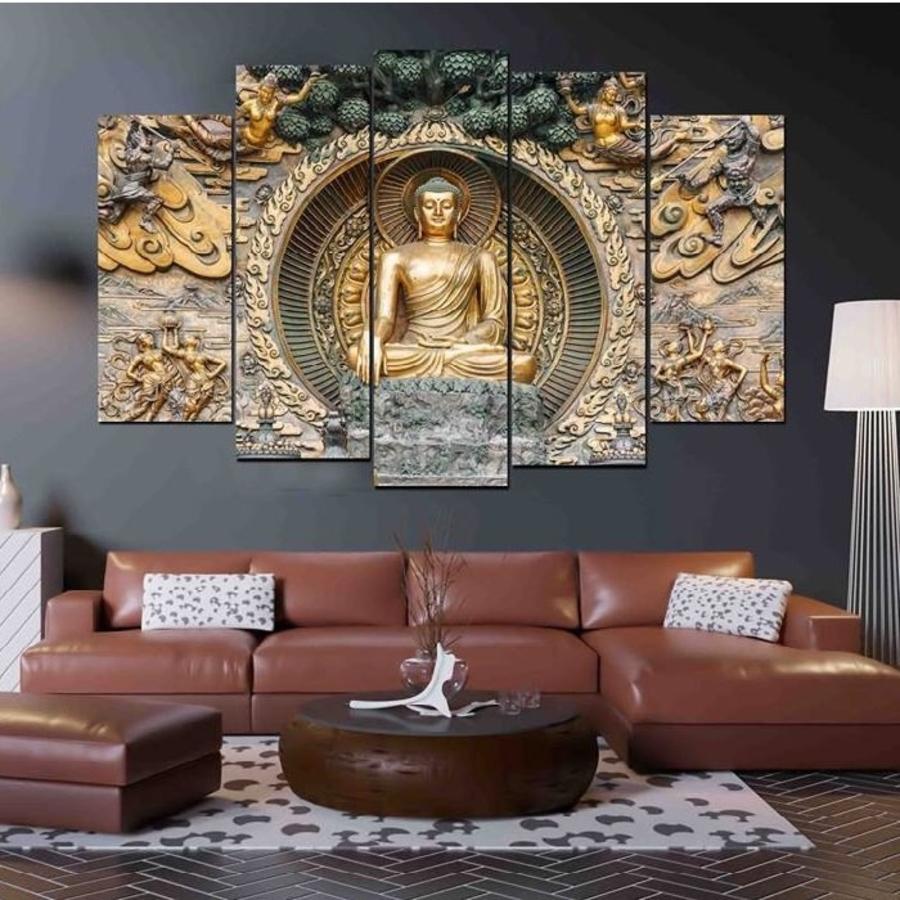 Bộ Tranh Treo Tường Đức Phật