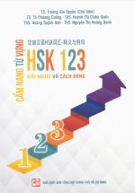 Cẩm Nang Từ Vựng HSK 123 Giải Nghĩa Và Cách Dùng