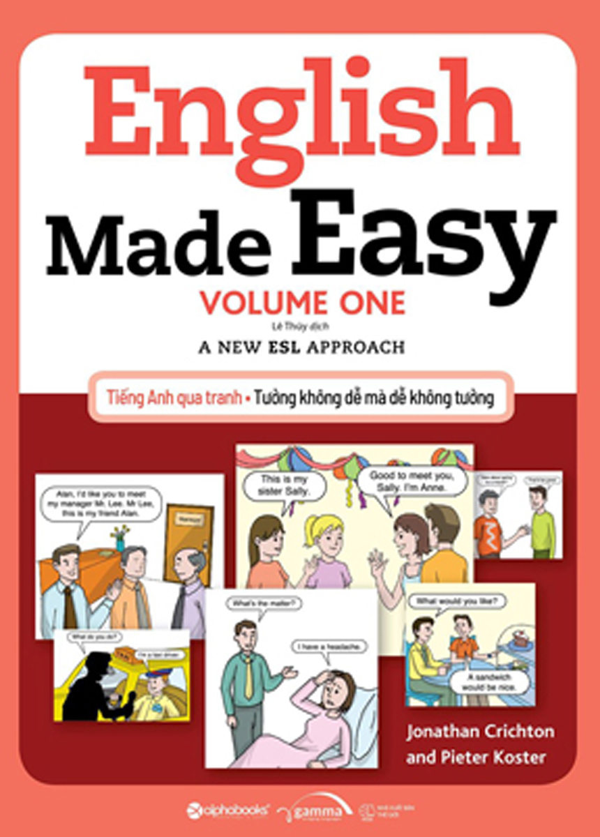English Made Easy - Volume 1