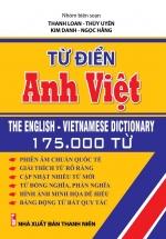 Từ Điển Anh Việt 175.000 Từ