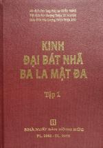 TRọn Bộ 24 Cuốn Kinh Đại Bát Nhã Ba La Mật Đa