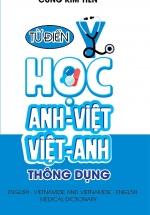 Từ Điển Y Học Anh Việt Việt Anh Thông Dụng