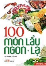 100 Món Lẩu Ngon Lạ