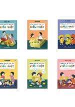 Combo Những Câu Đố Toán Học Kiểu Nhật (6 Cuốn)