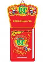 Lịch Bloc Cực Đại (20x30 Cm) - Phong Thủy Tài Lộc - NS05