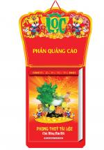 Lịch Bloc Siêu Đại 2020 (25x35 Cm) - Phong Thủy Tài Lộc - NS03