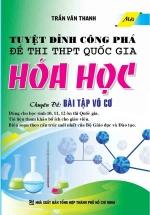 Tuyệt đỉnh Công Phá Đề Thi THPT Quốc Gia Hóa Học Chuyên Đề Bài Tập Vô Cơ