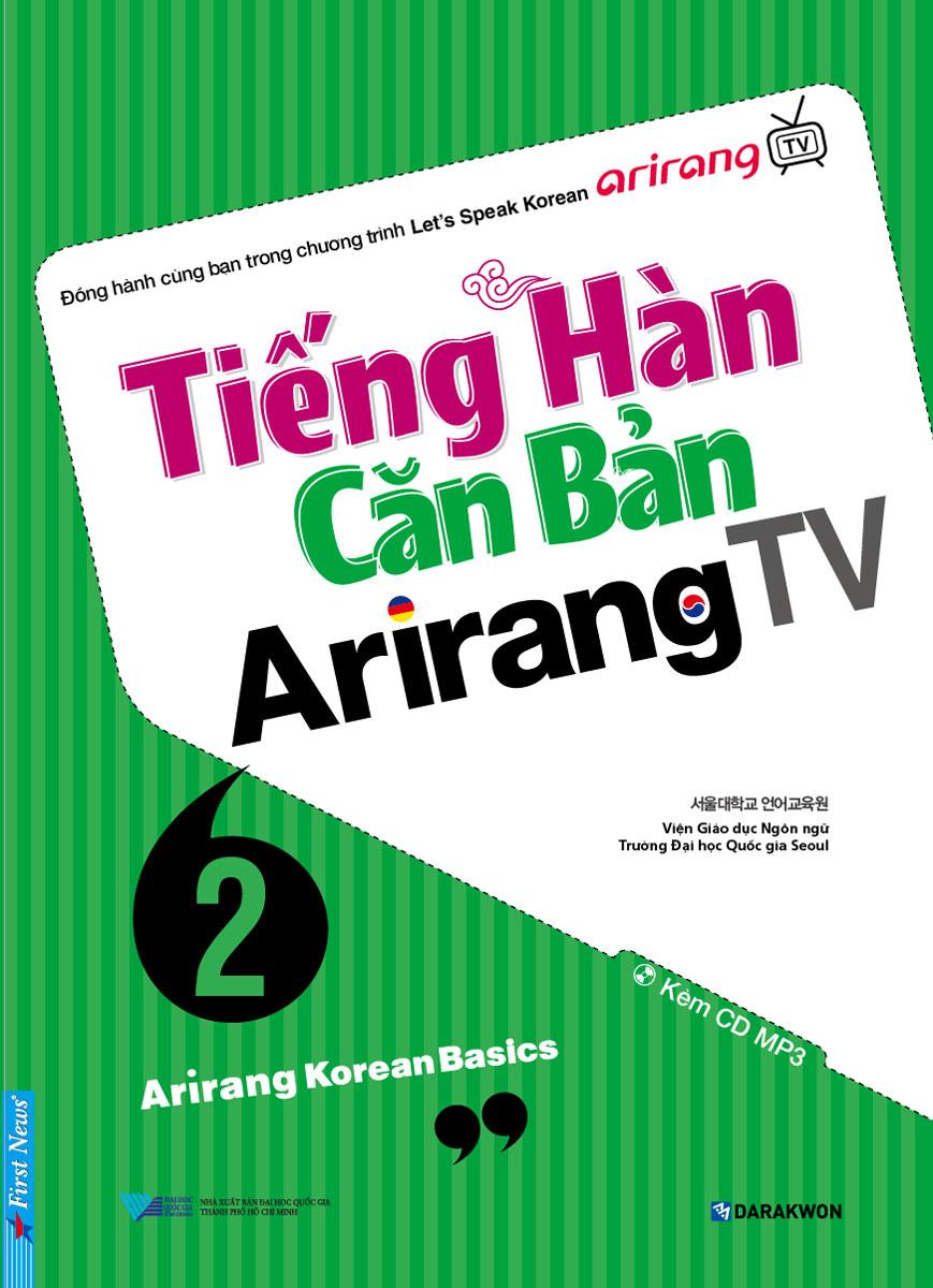 Tiếng Hàn Căn Bản Arirang TV 2