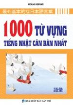 1000 Từ Vựng Tiếng Nhật Căn Bản Nhất