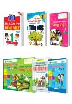 Combo Sách Tham Khảo Bổ Trợ Kiến Thức Tiếng Việt Lớp 1