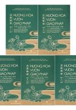 Hương Hoa Vườn Giáo Pháp Trọn Bộ (5 Cuốn)