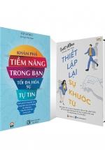 Combo Sách Dạy Kỹ Năng Mềm: Tự Tin - Khước Từ