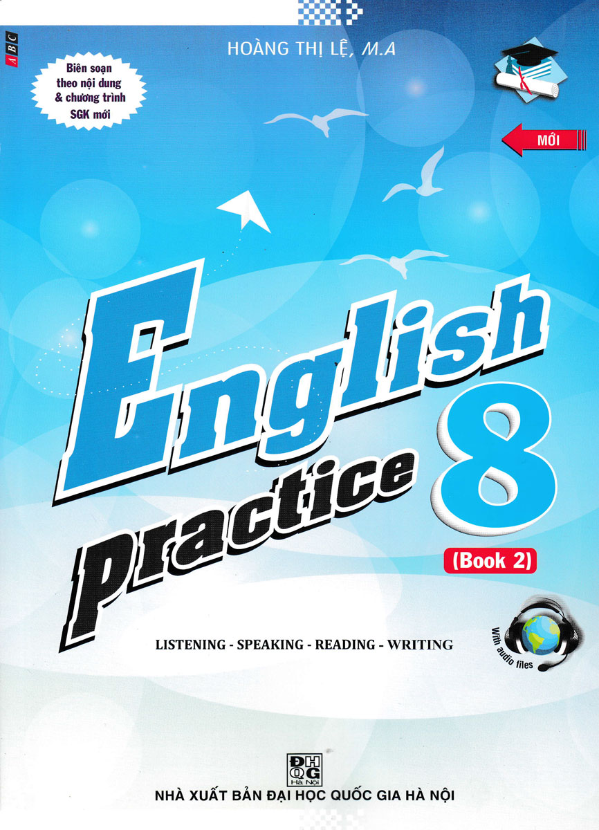 English Practice 8 Book 2 - With Answer Key