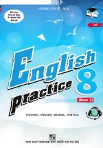 English Pratice 8 Book 2