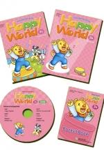 Happy World - Tiếng Anh Cho Trẻ Em - Bộ 3b