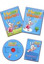 Happy World - Tiếng Anh Cho Trẻ Em - Bộ 4a