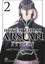 Huyền Thoại Arslan 02