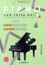 Piano Cho Thiếu Nhi - Tuyển Tập 220 Tiểu Phẩm Nổi Tiếng - Phần 2 (Kèm CD-ROM)