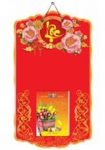 Lịch Bloc Đại Lỡ 2020 - Sắc Hoa Mùa Xuân (14.5x20.5 cm) - AH15