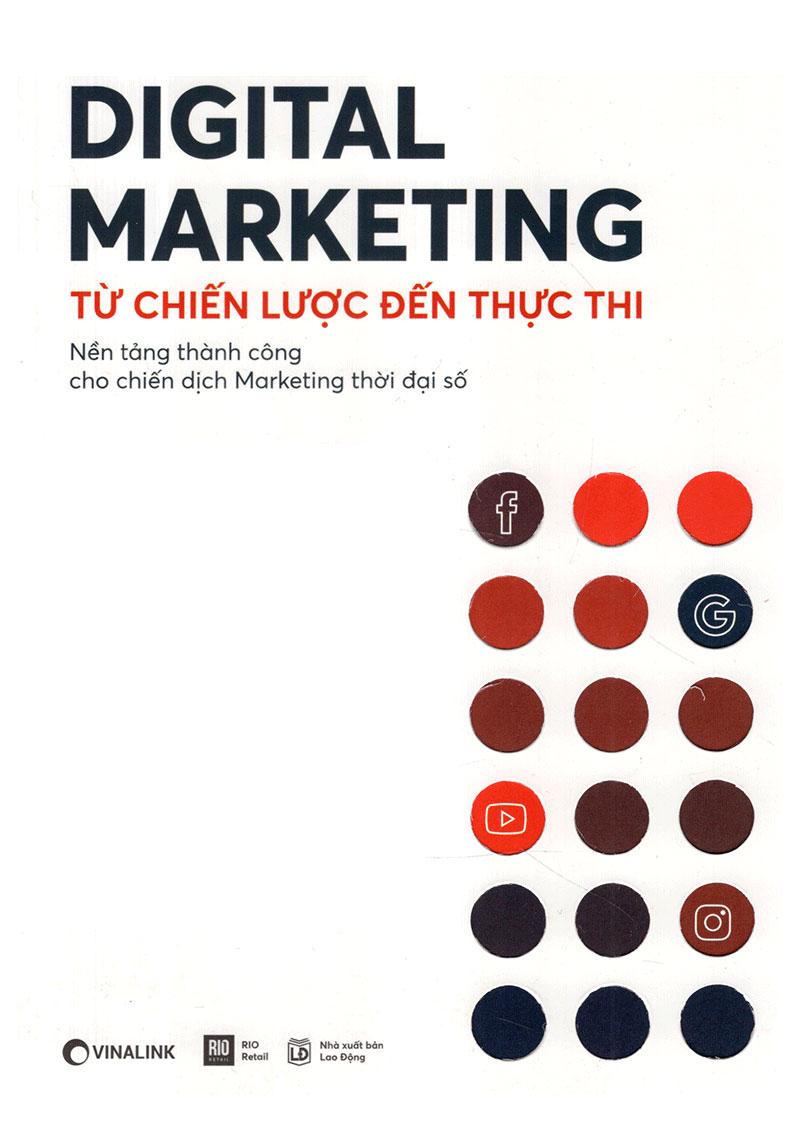 Digital Marketing - Từ Chiến Lược Đến Thực Thi
