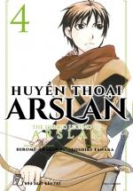 Huyền Thoại Arslan 04