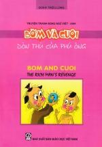 Truyện Tranh Song Ngữ Việt - Anh Bờm Và Cuội - Đòn Thù Của Phú Ông