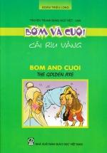Truyện Tranh Song Ngữ Việt - Anh Bờm Và Cuội - Cái Rìu Vàng