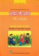 Truyện Tranh Song Ngữ Việt - Anh Bờm Và Cuội - Về Làng