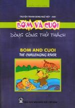 Truyện Tranh Song Ngữ Việt - Anh Bờm Và Cuội - Dòng Sông Thử Thách