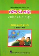 Truyện Tranh Song Ngữ Việt - Anh Bờm Và Cuội - Chiếc Lá Kì Diệu
