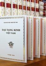 Trọn Bộ Đại Tạng Kinh Việt Nam 37 Cuốn - Bản Quét Củ Nâu (Bìa Trắng)