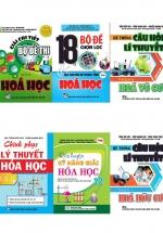 Combo Sách Luyện Thi THPT Quốc Gia Môn Hoá Học Và Lớp 12