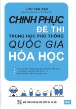Chinh Phục Đề Thi THPT Quốc Gia Hóa Học - Lưu Văn Dầu