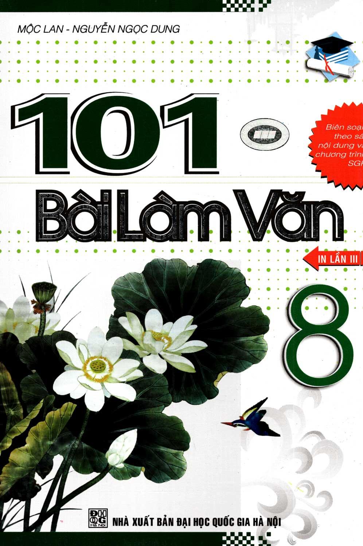 101 Bài Làm Văn Lớp 8