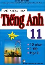 Đề Kiểm Tra Tiếng Anh 11