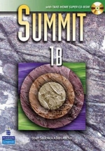 Summit 1B: Student book with Workbook & Super CD-Rom