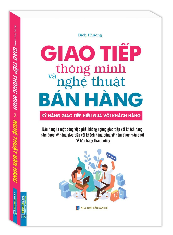 Businessbooks - Giao Tiếp Thông Minh Và Nghệ Thuật Bán Hàng